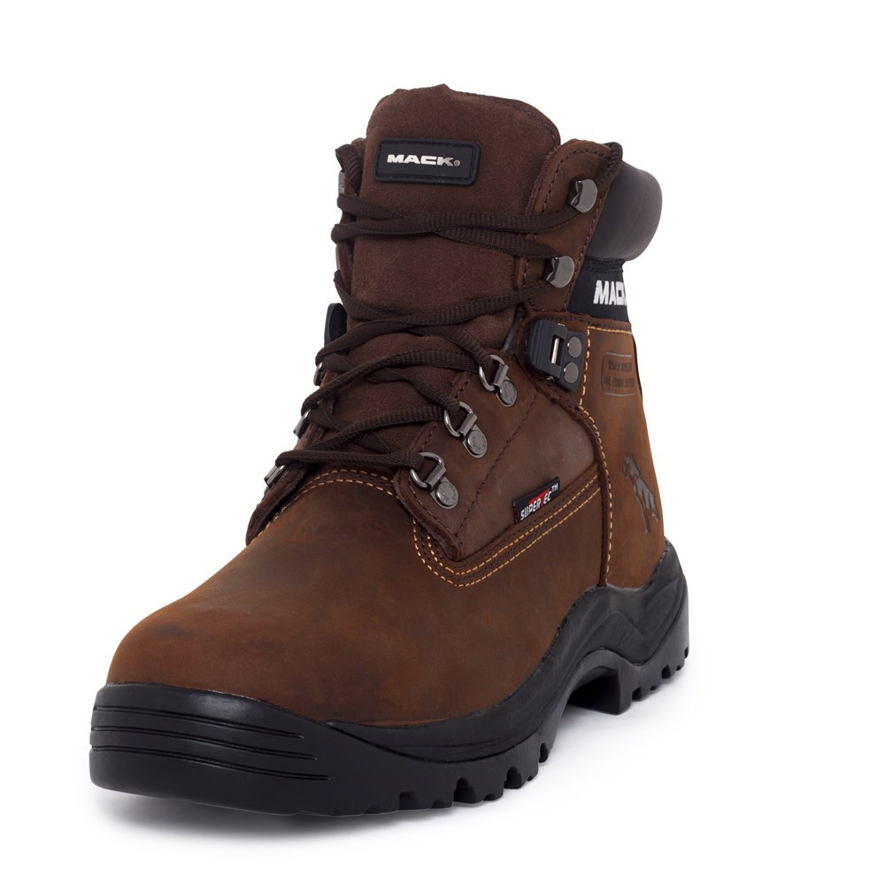 e4e96ccccde Mack Ultra Lace Up Leather Non-Safety Boots - Mack