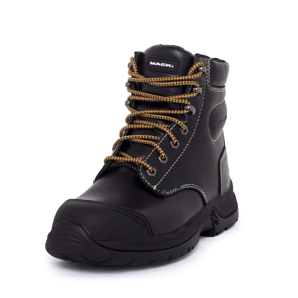a1c1ffb1bdd Mack Chassis Lace Up Safety Boots - Mack