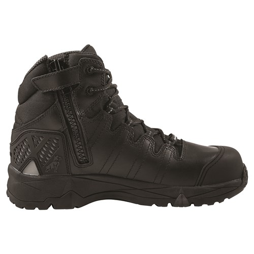Mack Octane Zip Safety Boots