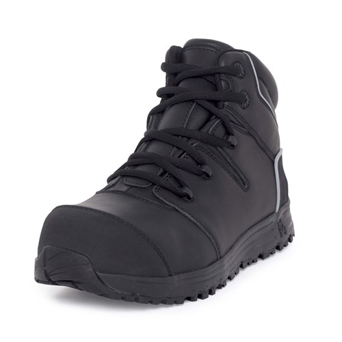 Mack Haul Waterproof Lace-Up Safety Boots