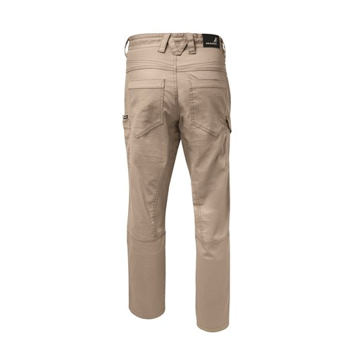 Mack Workwear Alloy Mens Stretch Cargo Pants