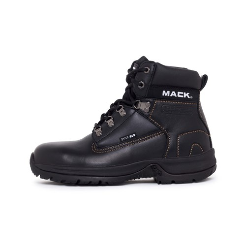 Mack Bulldog II Lace-Up Safety Boots