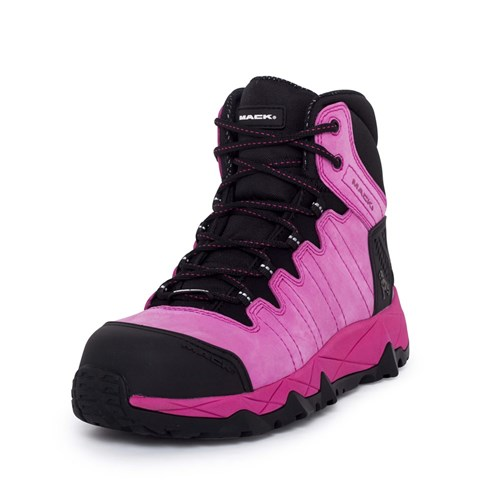 Mack McGrath II Foundation Womens Lace-Up Safety Boots